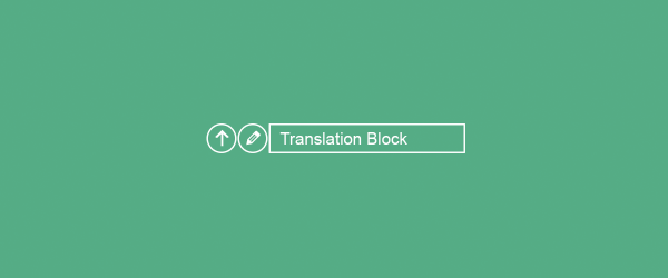 Translation blocks