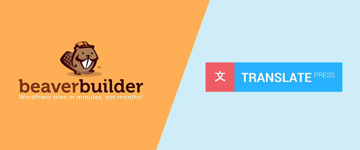Translate Beaver Builder Sites using TranslatePress plugin