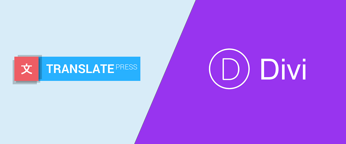 Translating Divi Sites using TranslatePress