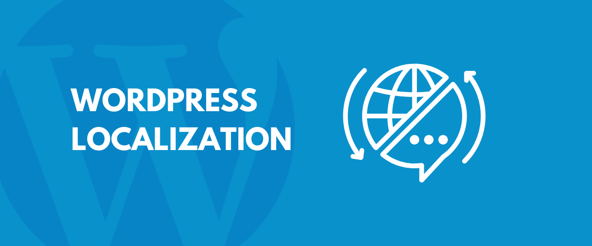 WordPress Localization explained banner