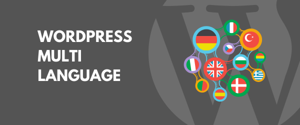 WordPress multi language tutorial