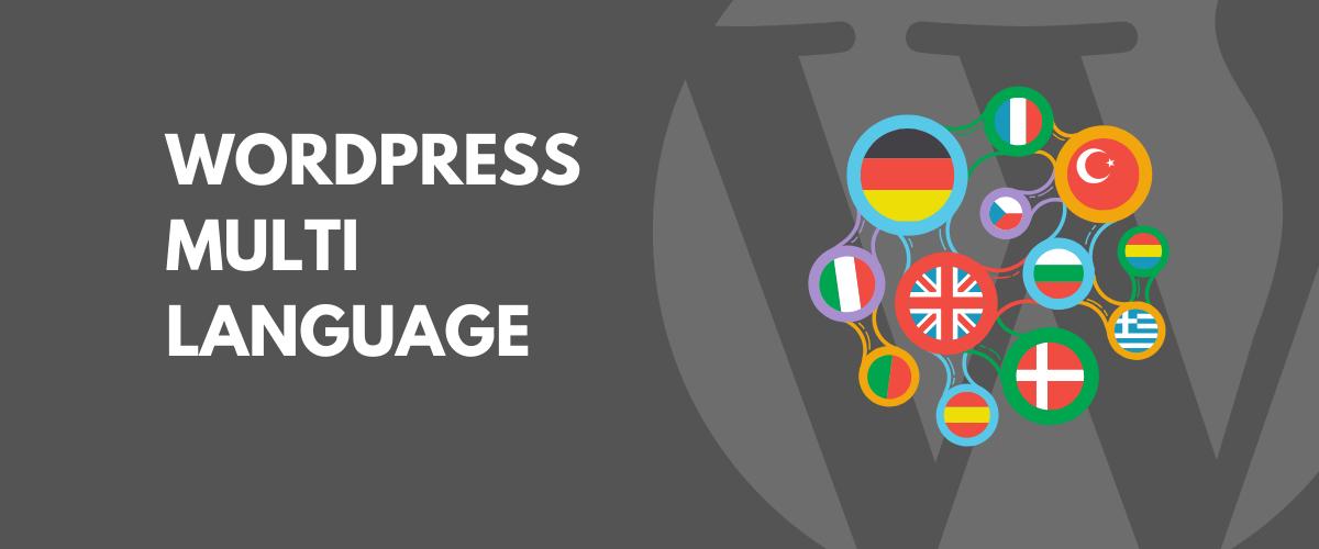 WordPress multi language tutorial