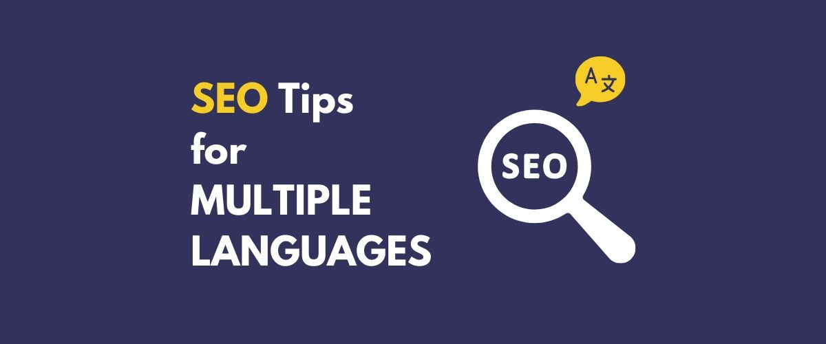 SEO Multiple Languages Tips for WordPress