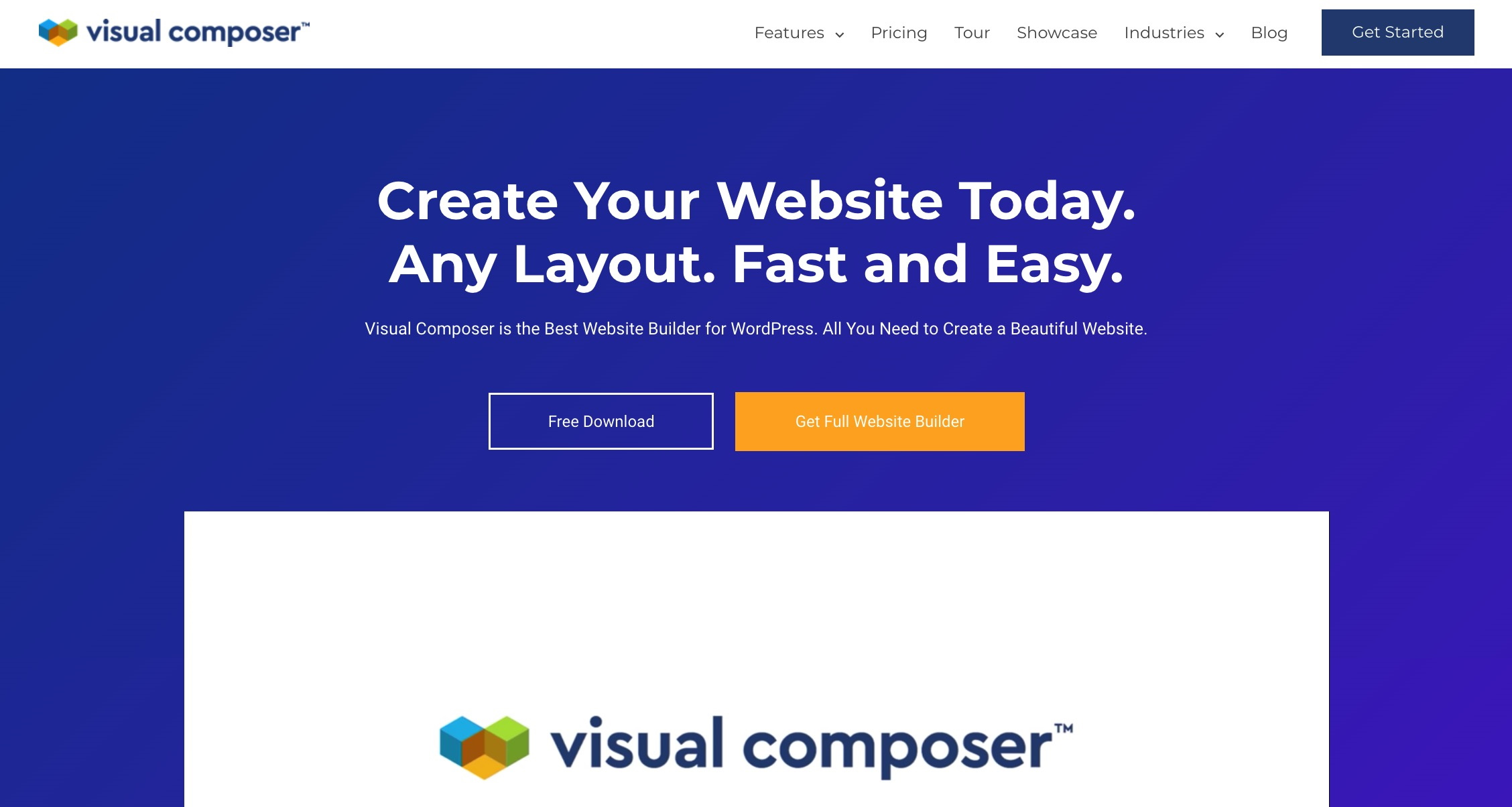 Visual Composer - one of the best WordPress page builders for multilingual sites