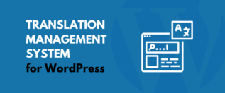 Translation Management System for WordPress