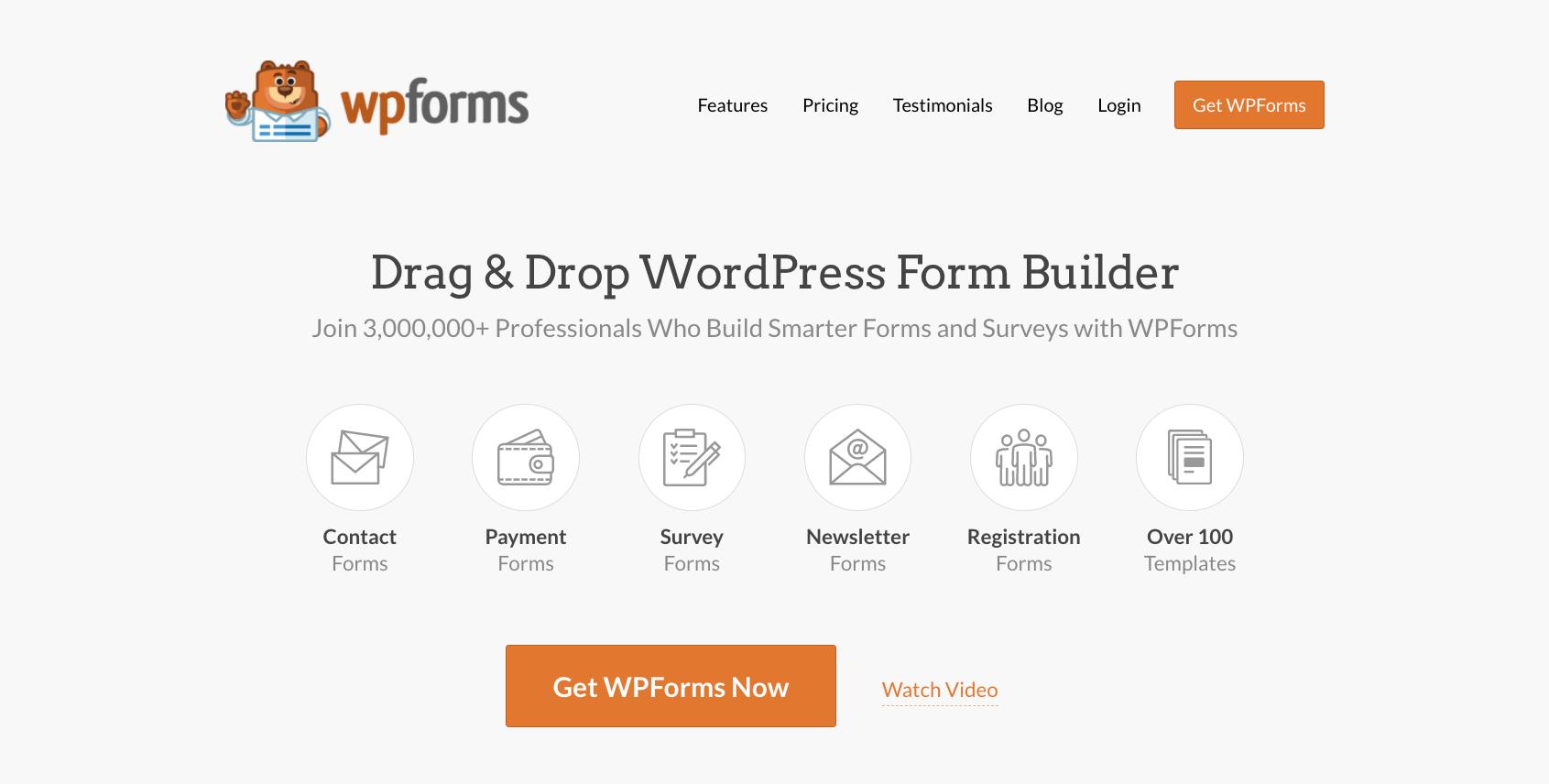 WordPress multilingual forms: WPForms