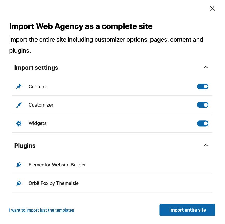 Neve starter design import