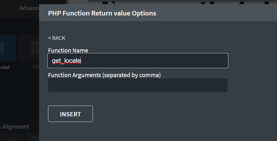 Enter get_locale PHP function