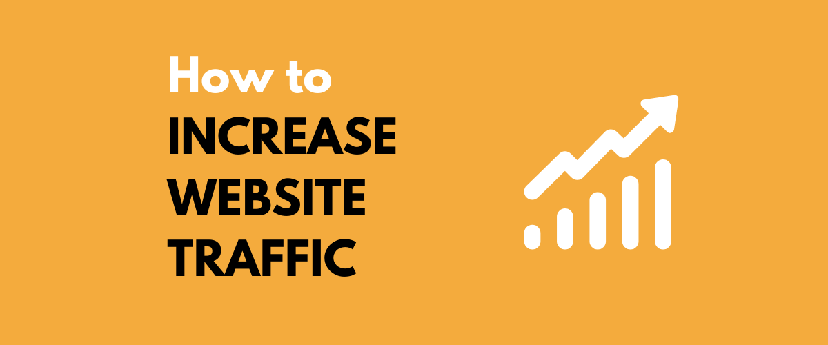 Increase Website Traffic Techniques