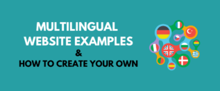 Multilingual Website Examples